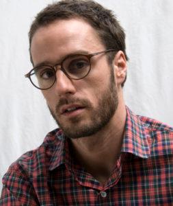 Regisseur Sebastián Silva (Freddy)